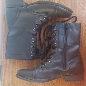 Mossimo Supply Co. Lace Up boots